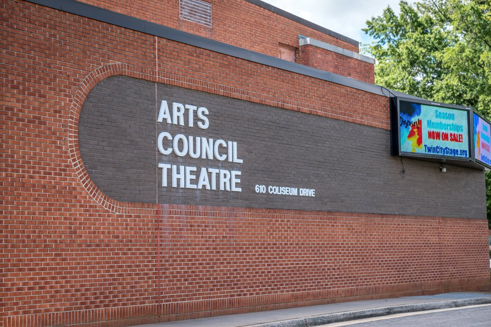 arts council theatre in winston-salem nc