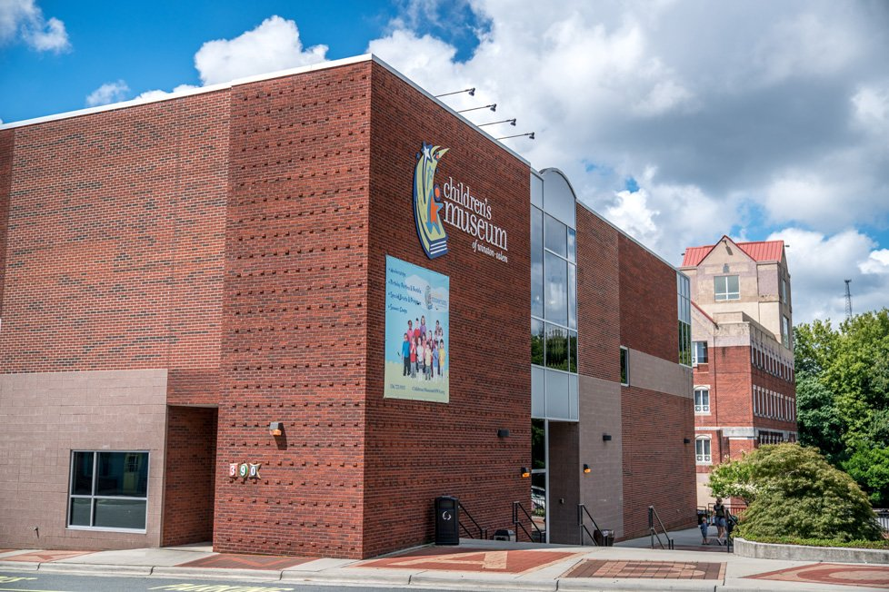 children's museum in winston-salem nc