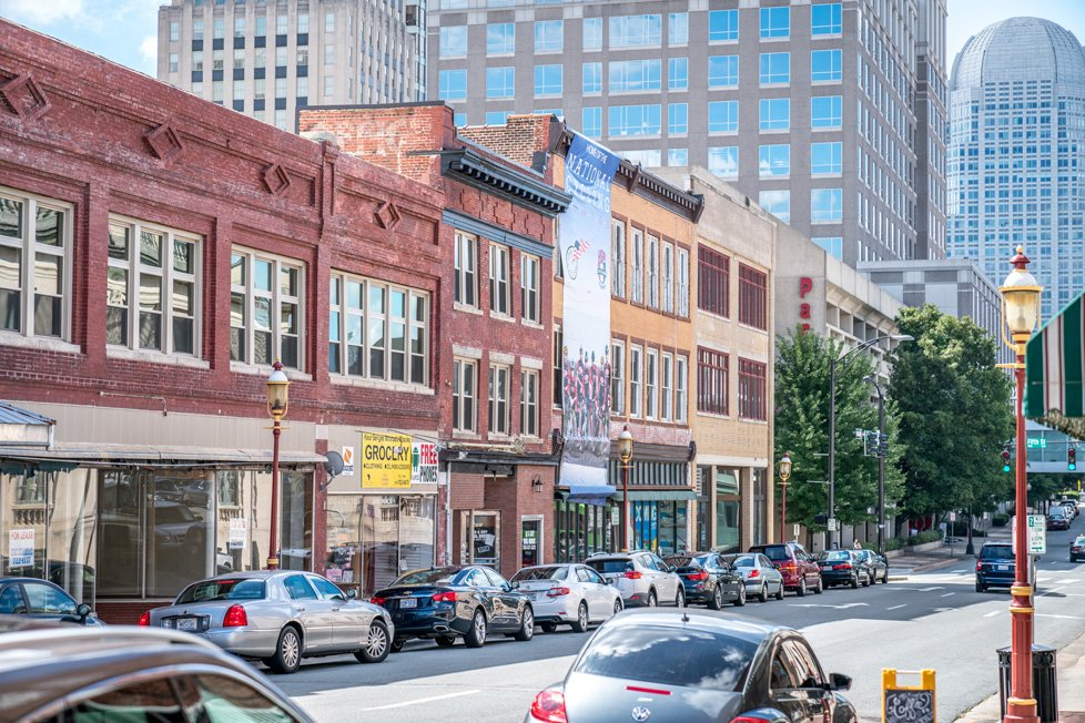 downtown winston-salem nc