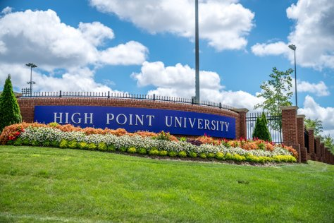 high point university in high point nc
