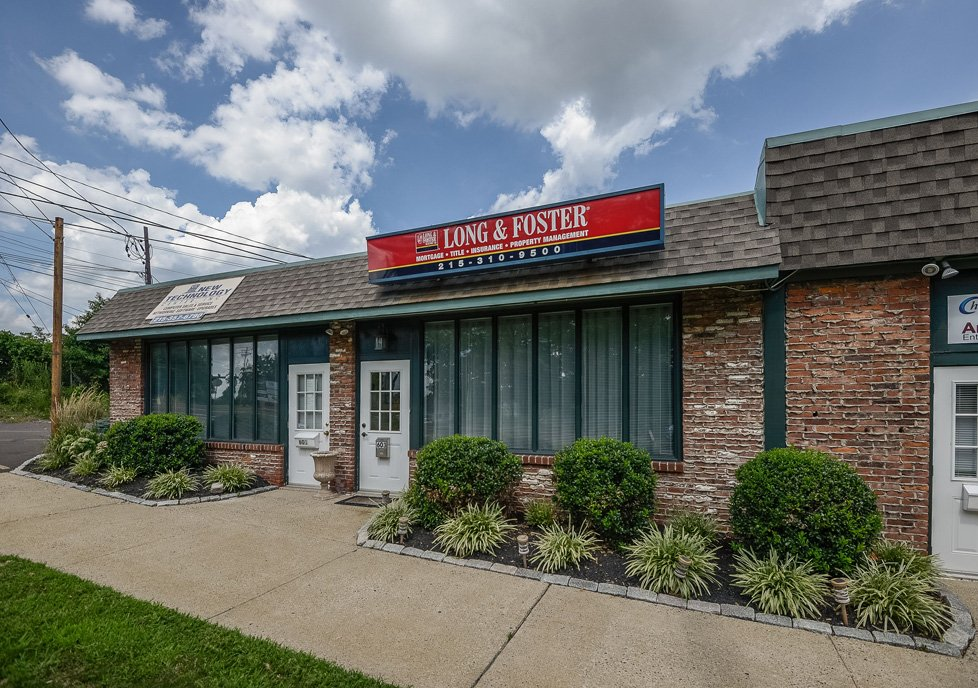 long & foster office in huntingdon valley pa