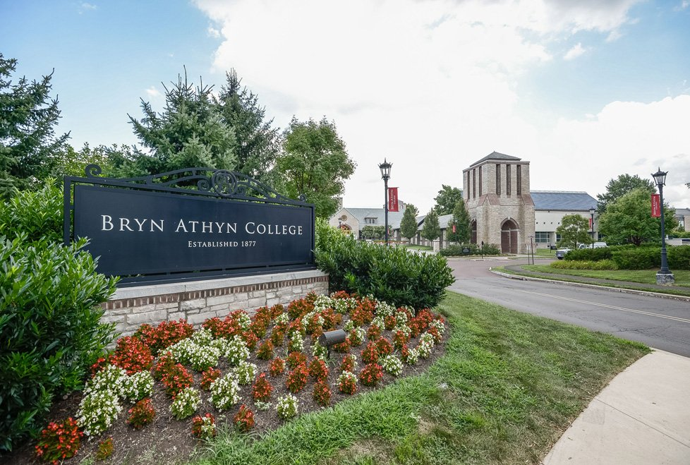 bryn athyn college huntingdon valley pa