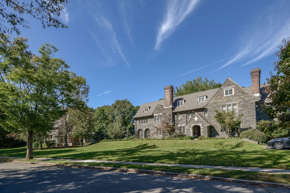 stone estate in merion station, pa