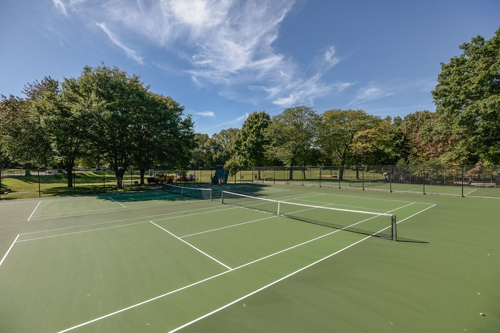 tennis court in merion station pa