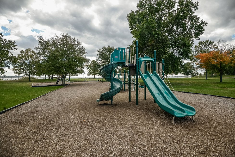 playground in new castle de