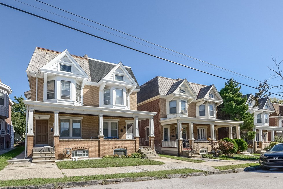 Duplexes in Norristown Pa
