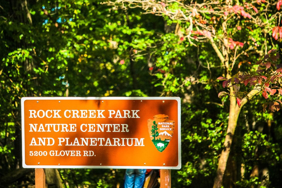 rock creek park nature center and planetarium