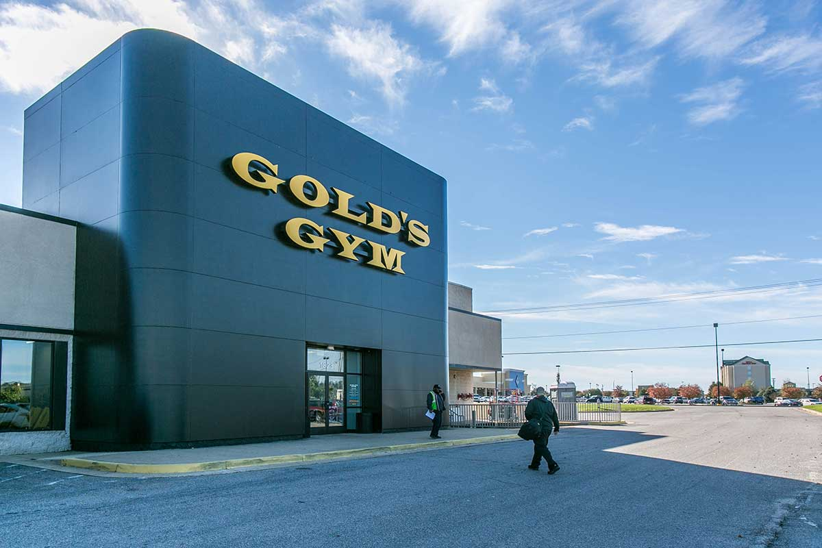 Gold's Gym in Colonial Heights, VA