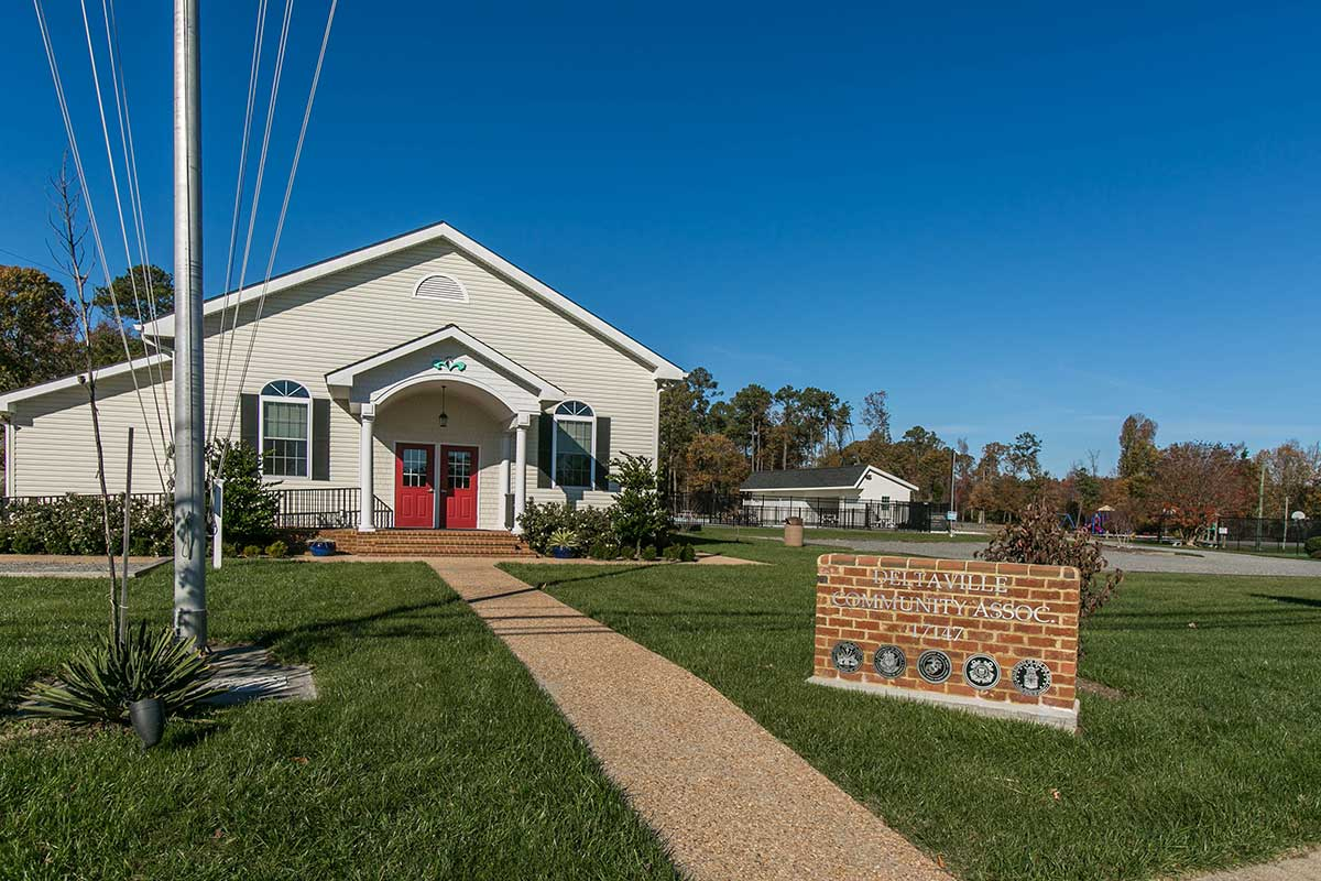 Deltaville Community Association in Deltaville, VA