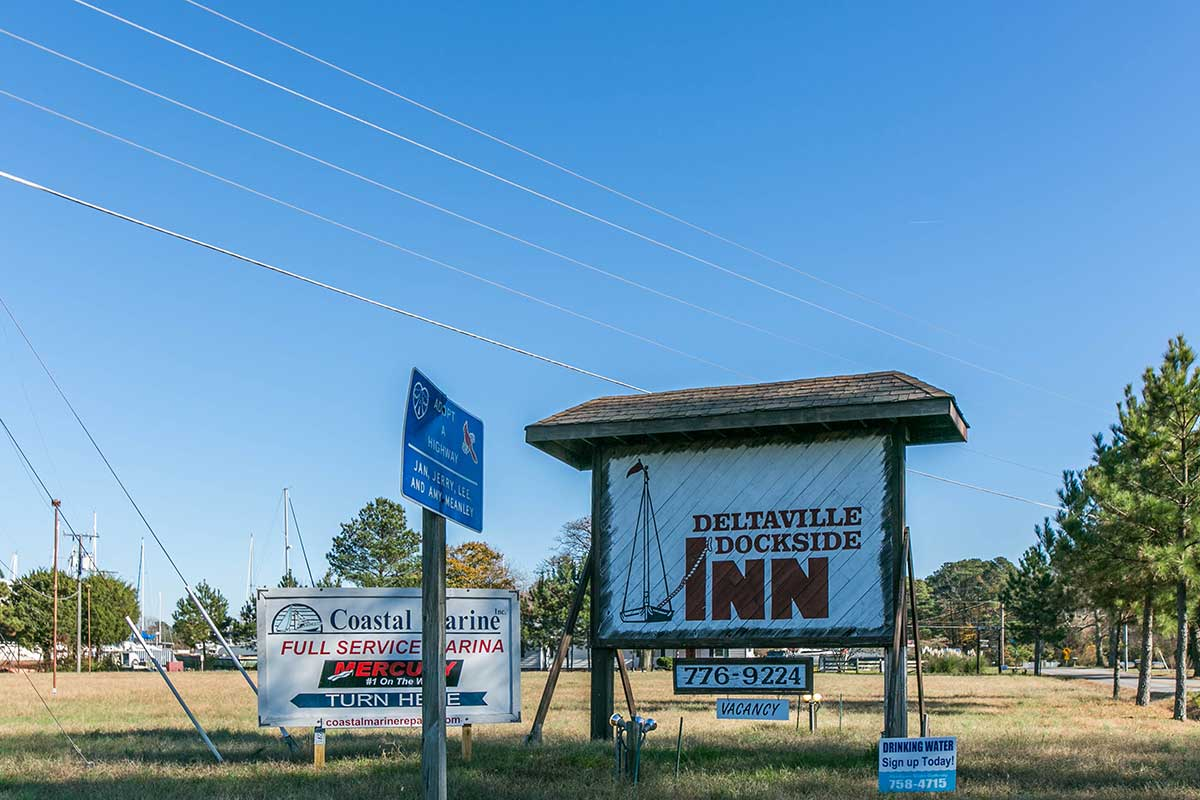 Deltaville Dockside Inn in Deltaville, VA