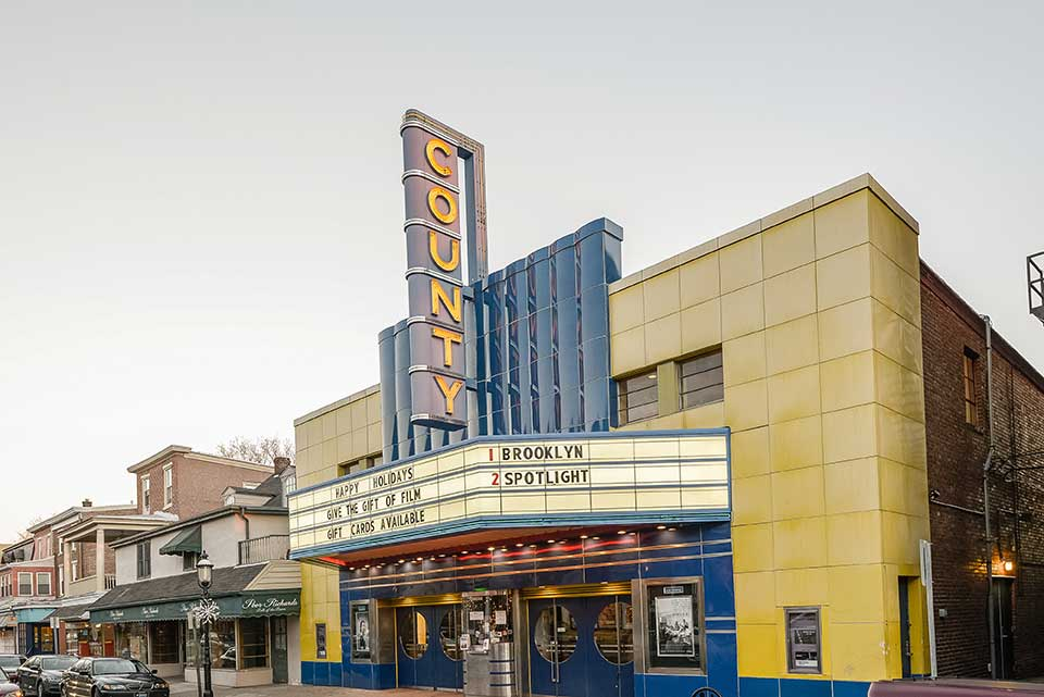 County Theater in Doylestown, PA