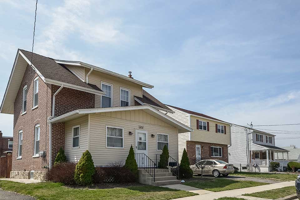 Single family homes in Folsom, PA