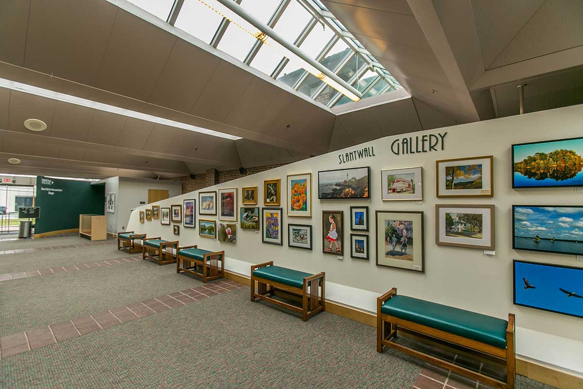 Slantwall Gallery in Glen Allen, VA