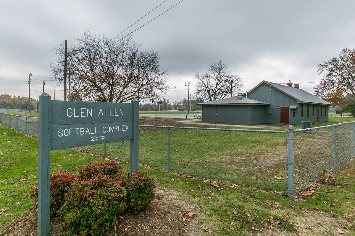 Glen Allen softball complex in Glen Allen, VA
