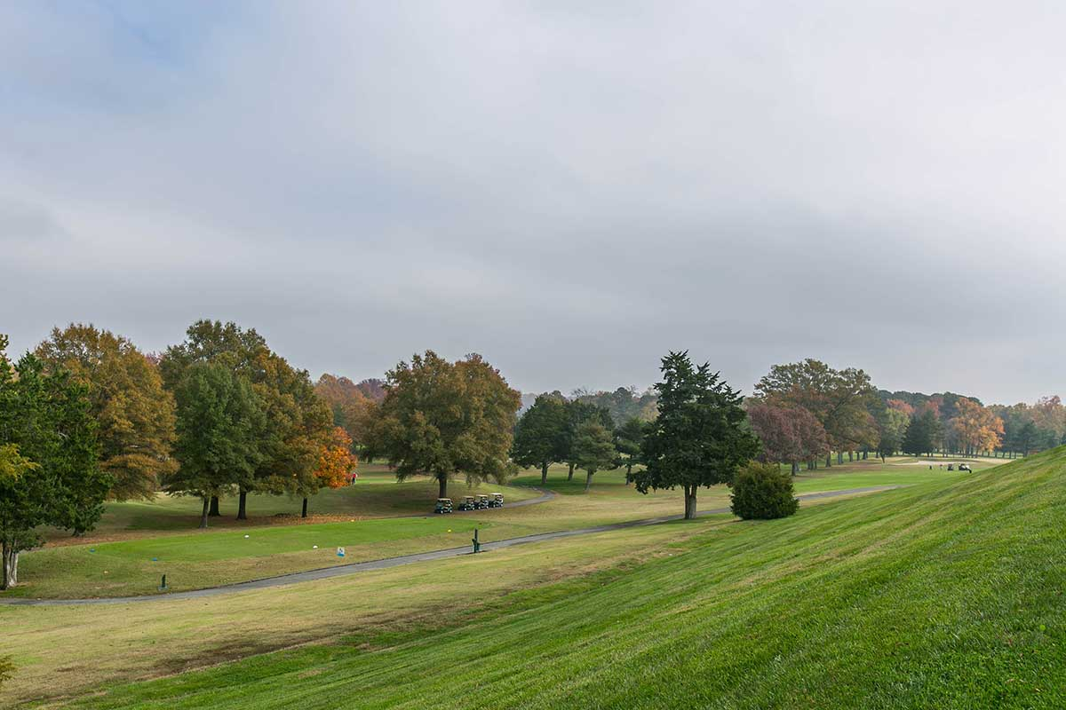 Golf course in Glen Allen, VA