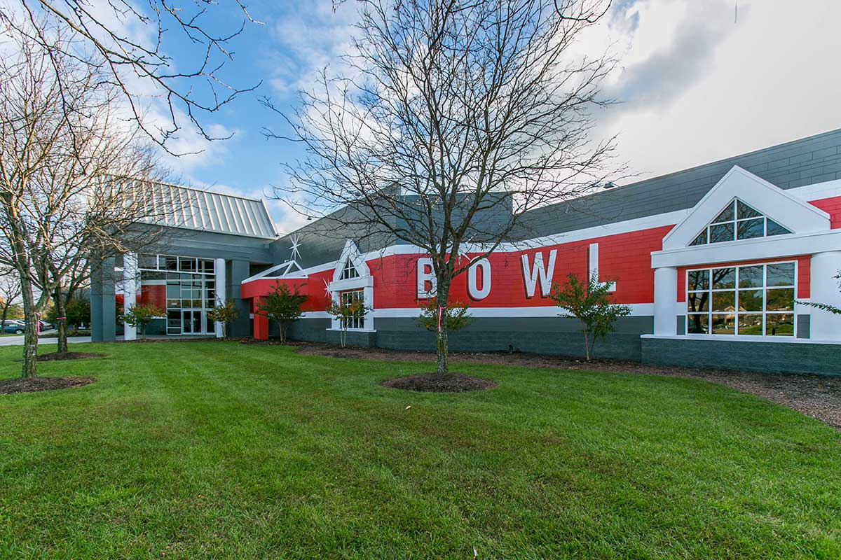 AMF bowling alley in Mechanicsville, VA