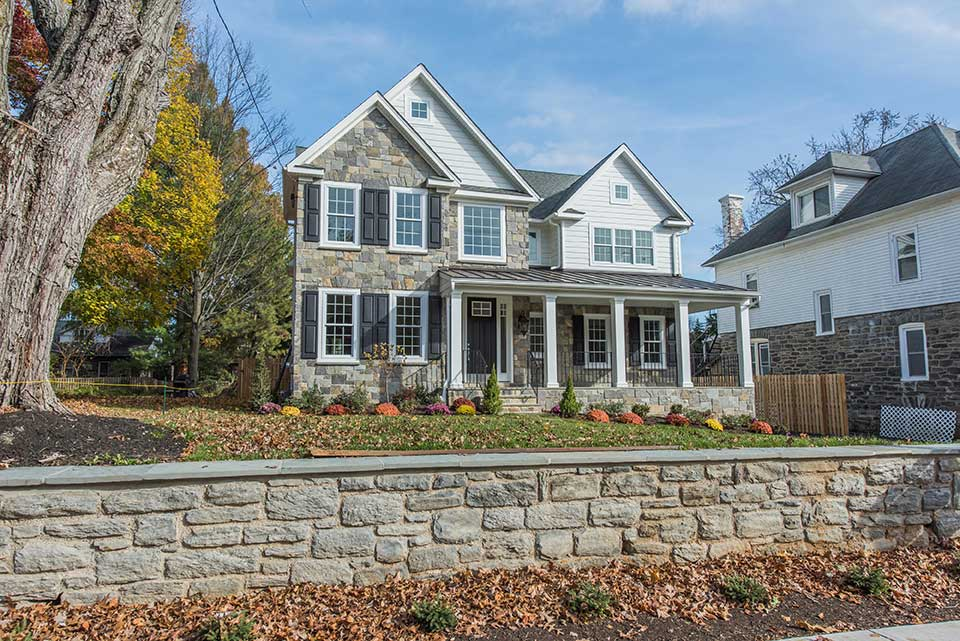 Single Family home in Narberth, Philadelphia, PA