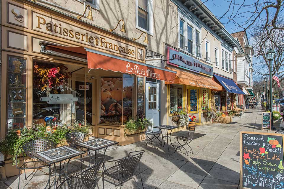 Patisserie in Narberth, Philadelphia, PA