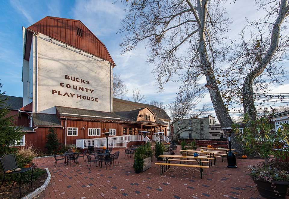 Bucks County Playhouse in New Hope, PA