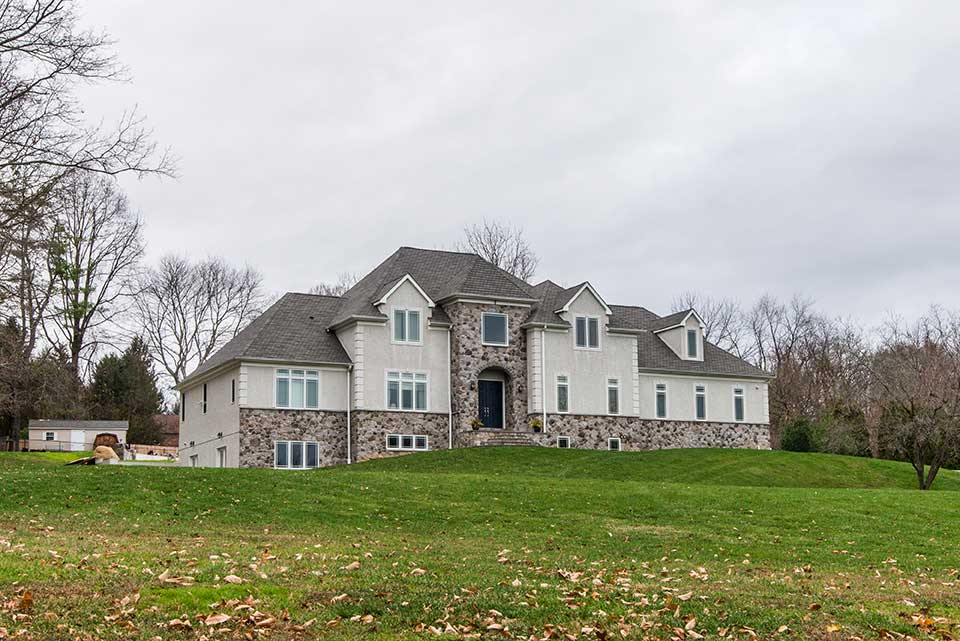 New single family home in Newtown Square, PA