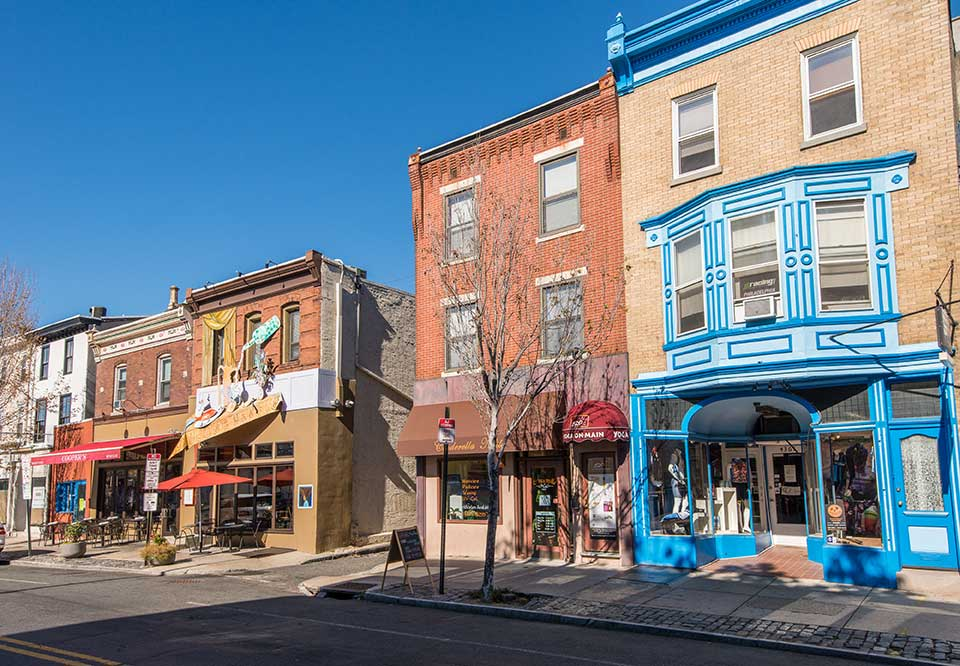 Businesses in Roxborough, Philadelphia, PA