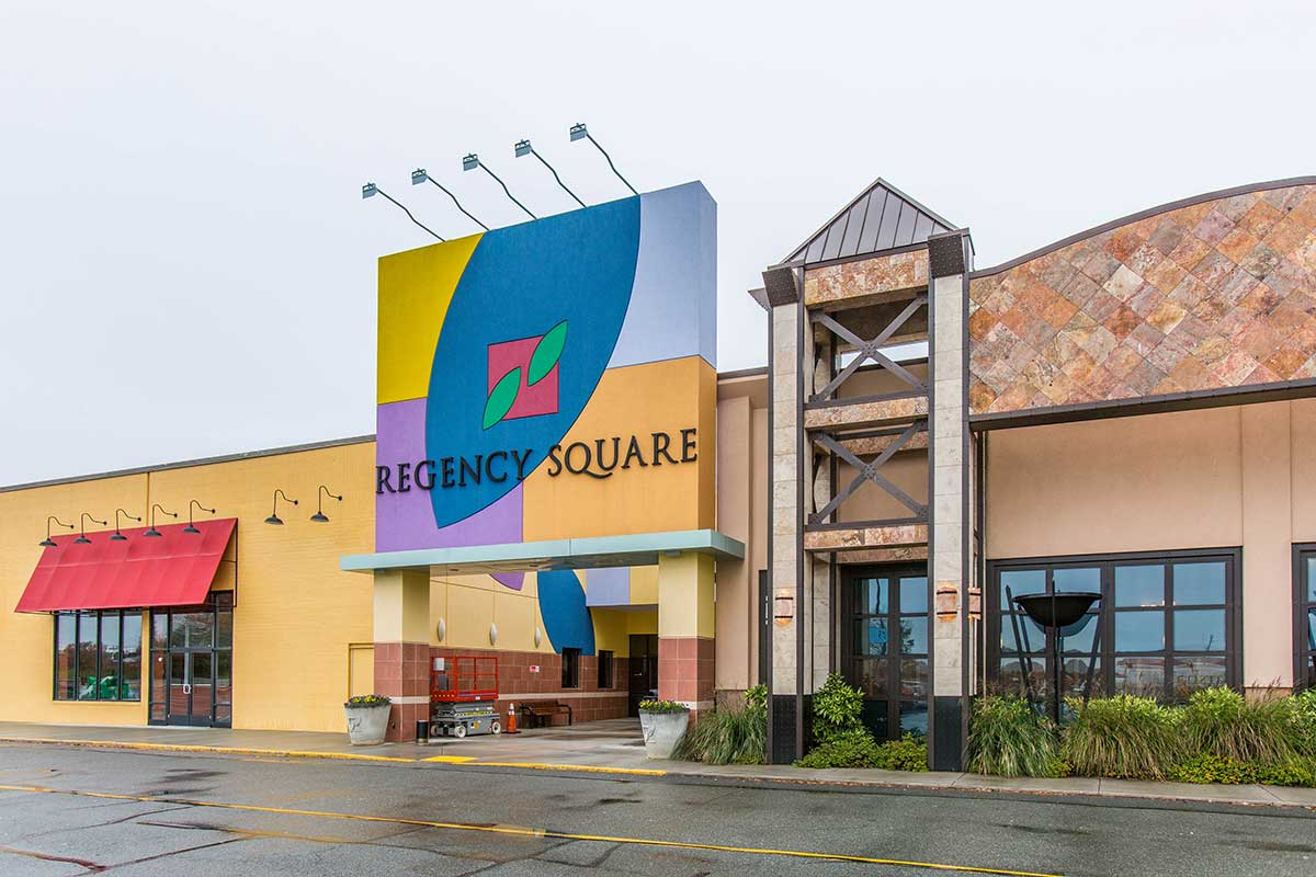 Regency Square Mall in Tuckahoe, VA