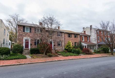 townhomes in West Chester, PA