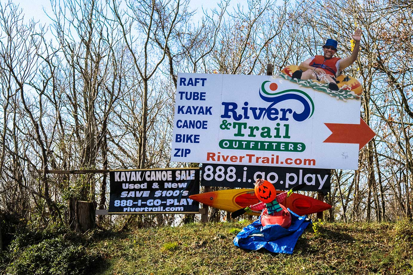 River & Trail Outfitters in Harper's Ferry, WV
