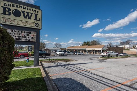 Greenmount Bowl in Hampstead, MD