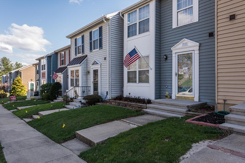 Townhomes in Hampstead, MD
