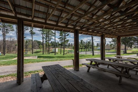 Picnic Shelter in Manchester, MD