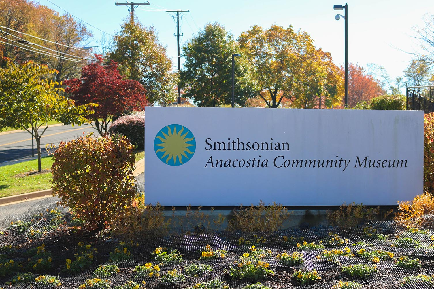 Smithsonian Anacostia Community Museum in Anacostia, Washington, DC