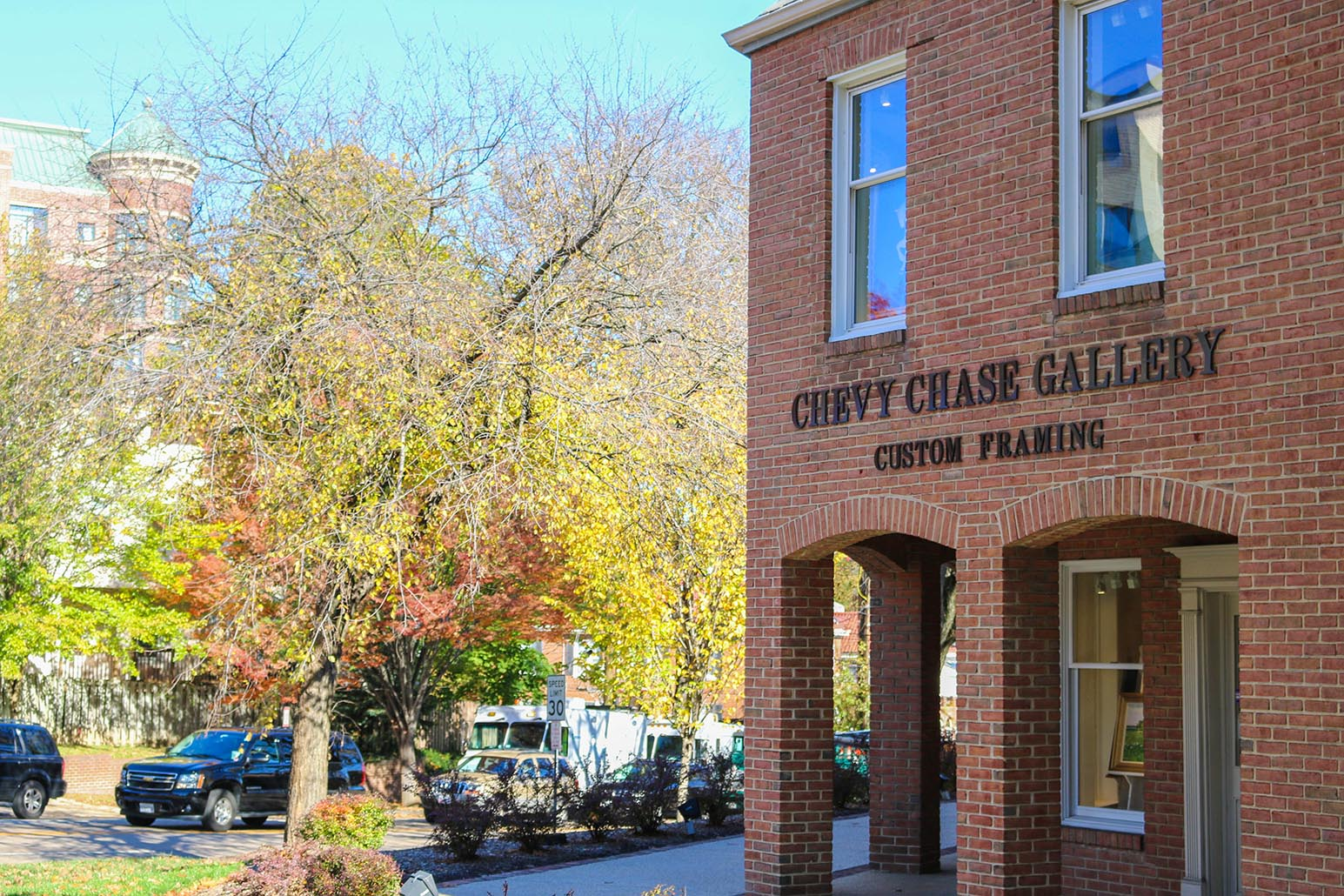 Chevy Chase Gallery in Chevy Chase, Washington, DC