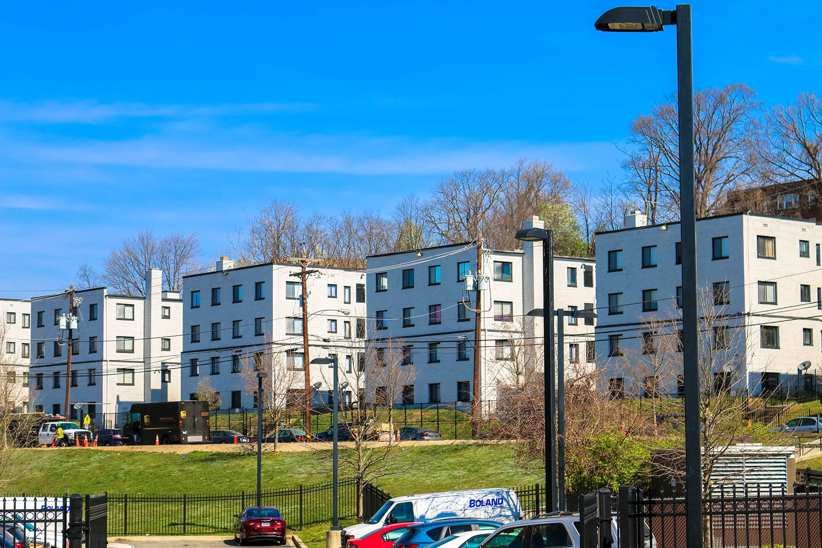 Living In Fort Dupont Dc Schools Parks Homes Long And Foster